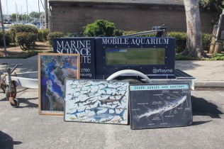 SBOP Displays in parking lot (2)