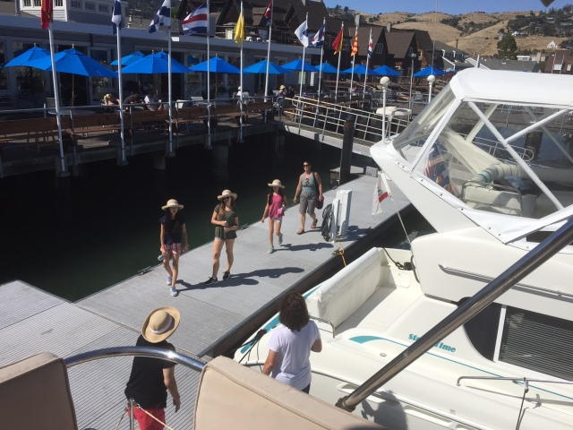 SFYC Cruise 7-7-2017