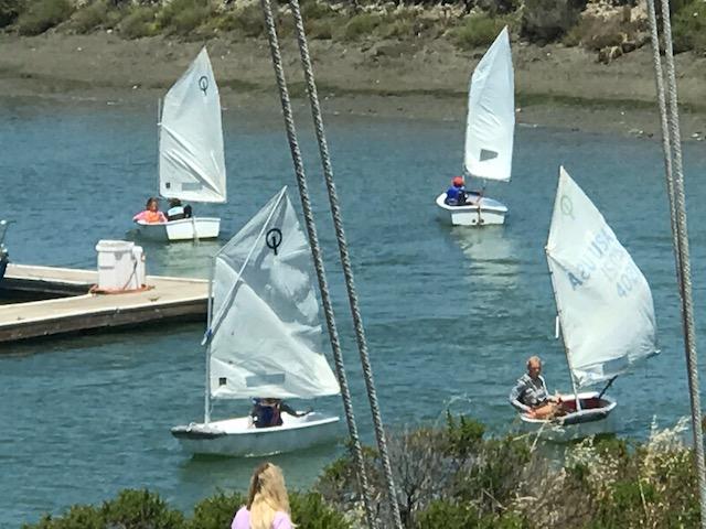 Youth Sailing 6-30-2017