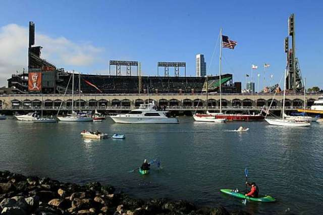 AT&T Park - South Beach Cruise