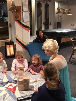 Elsa and Friends (2) 12-8-2017