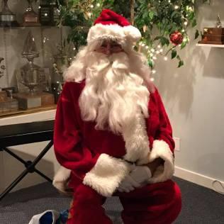 Santa at CPYC 12-8-2017