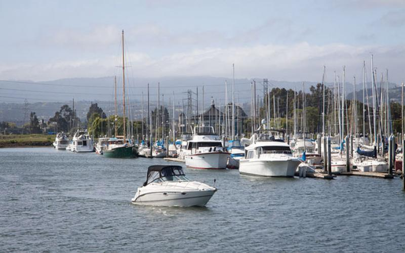 Coyote Point Yacht Club | Encouraging Family Yachting for Sport